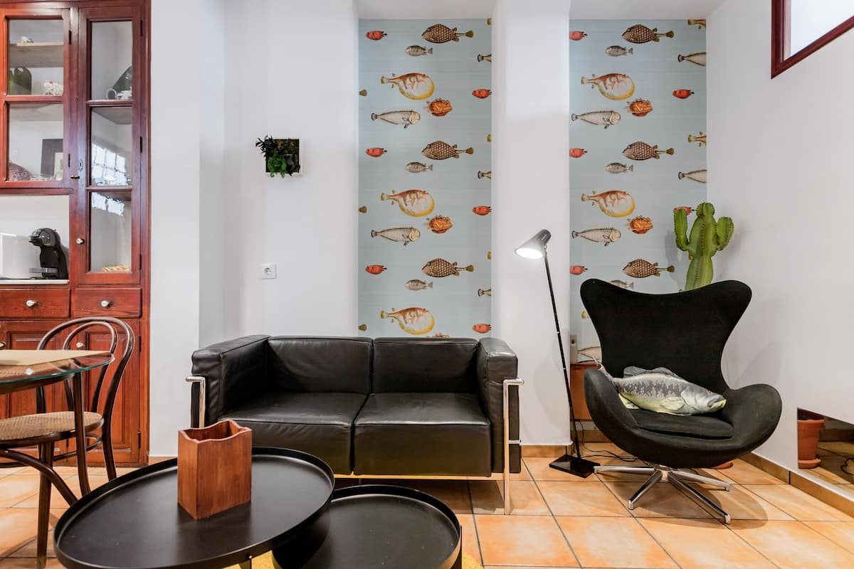 Casa los Peces: The Authentic flat in the Center