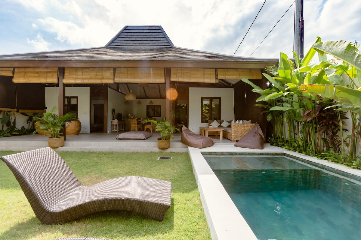 Villa Mi Amor in the Center of the Seminyak Action