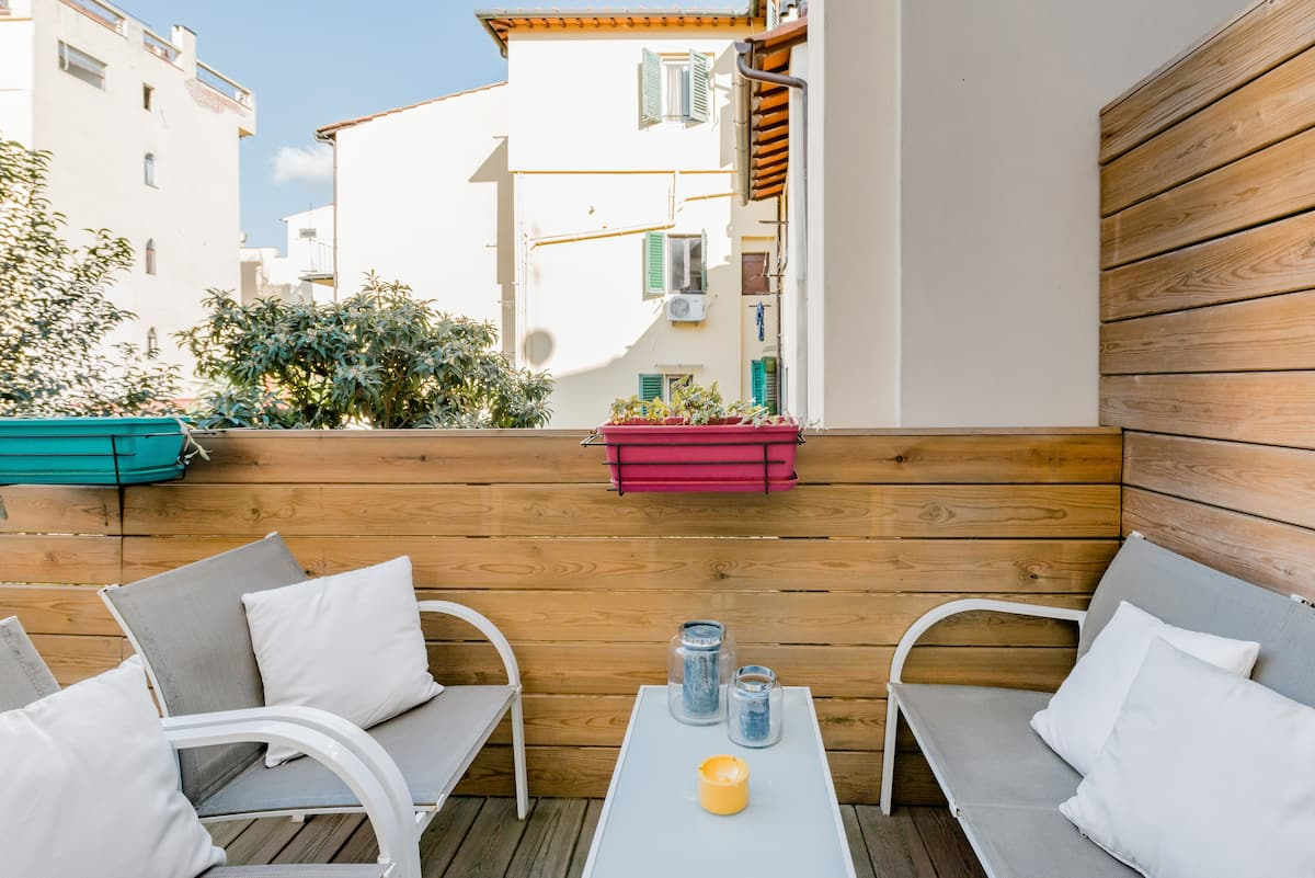 Peace of Mind in Quiet Residential Area of Historical Center