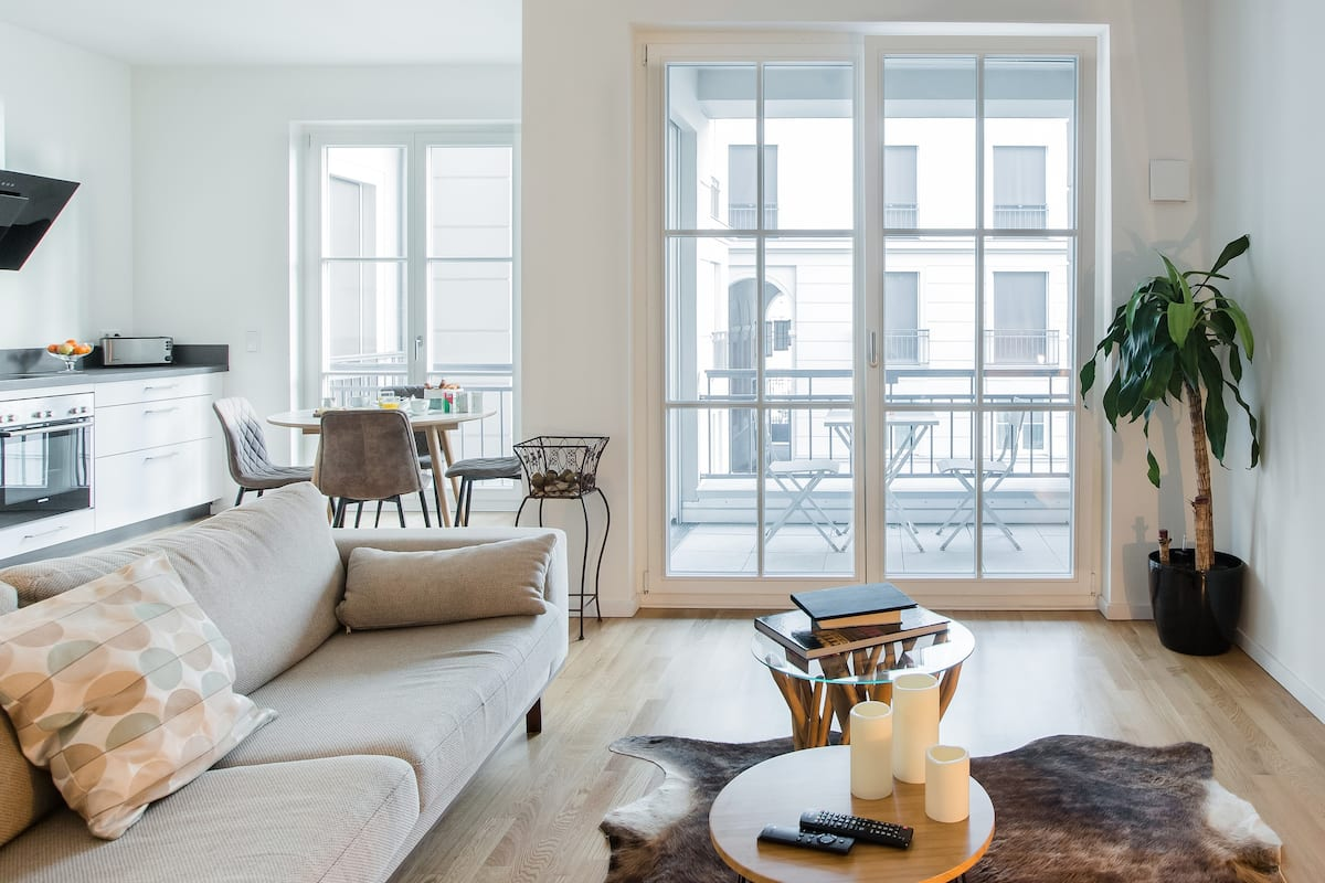 Gorgeous Suite in the Center of Berlin