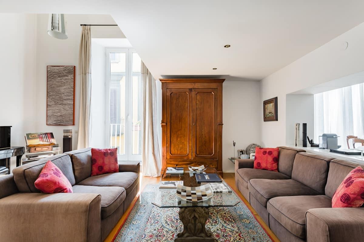 La Casa di Marella Suite in Naples