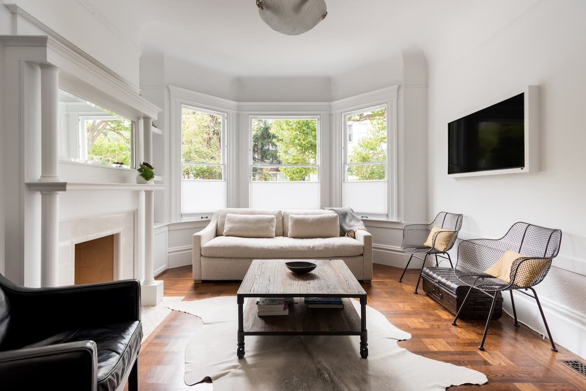 Luxe Remodeled Victorian Home in Cole Valley
