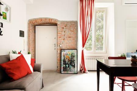Silenziosa Casa di Ringhiera in Zona Porta Venezia