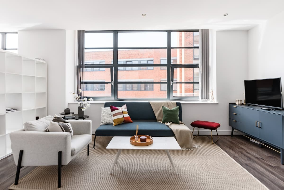 Ultra Luxe Loft Conversion in Iconic Jewellery Quarter