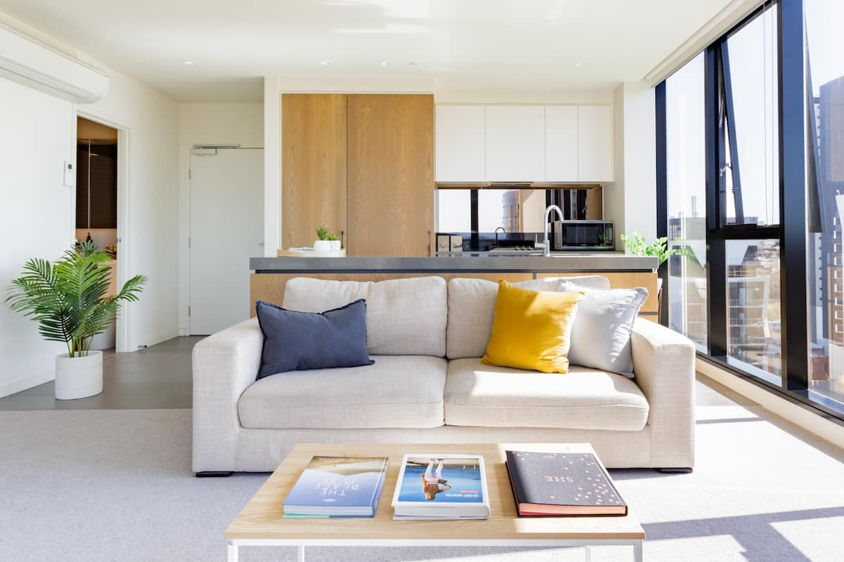Designer South Yarra Apartment with Amazing Views