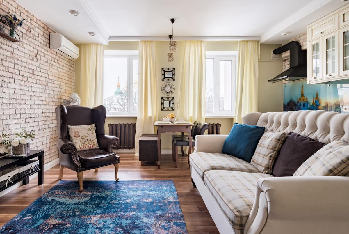 Explore the Historic City Center from a Renovated Apartment