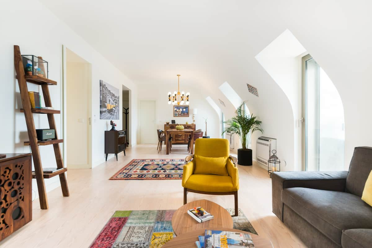 A unique and luxurious apartment at the heart of Lisbon, next to Time Out Market