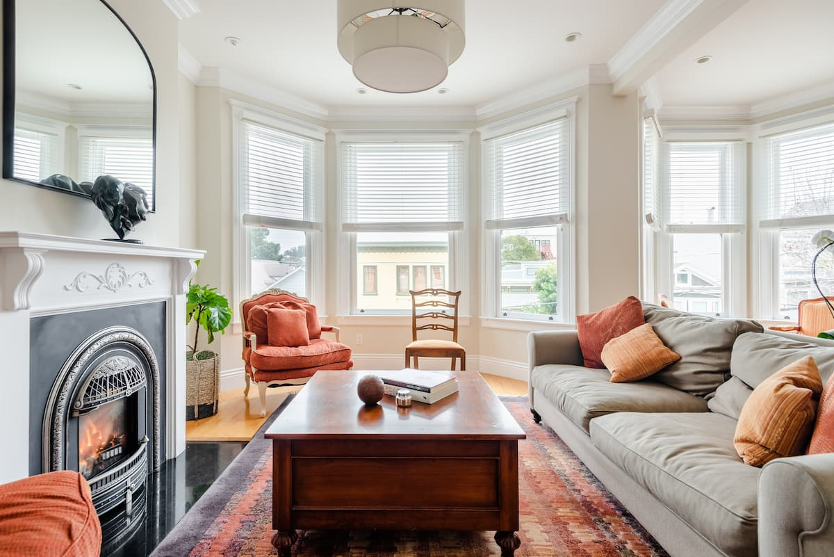 Expansive Family-Friendly Home in Noe Valley