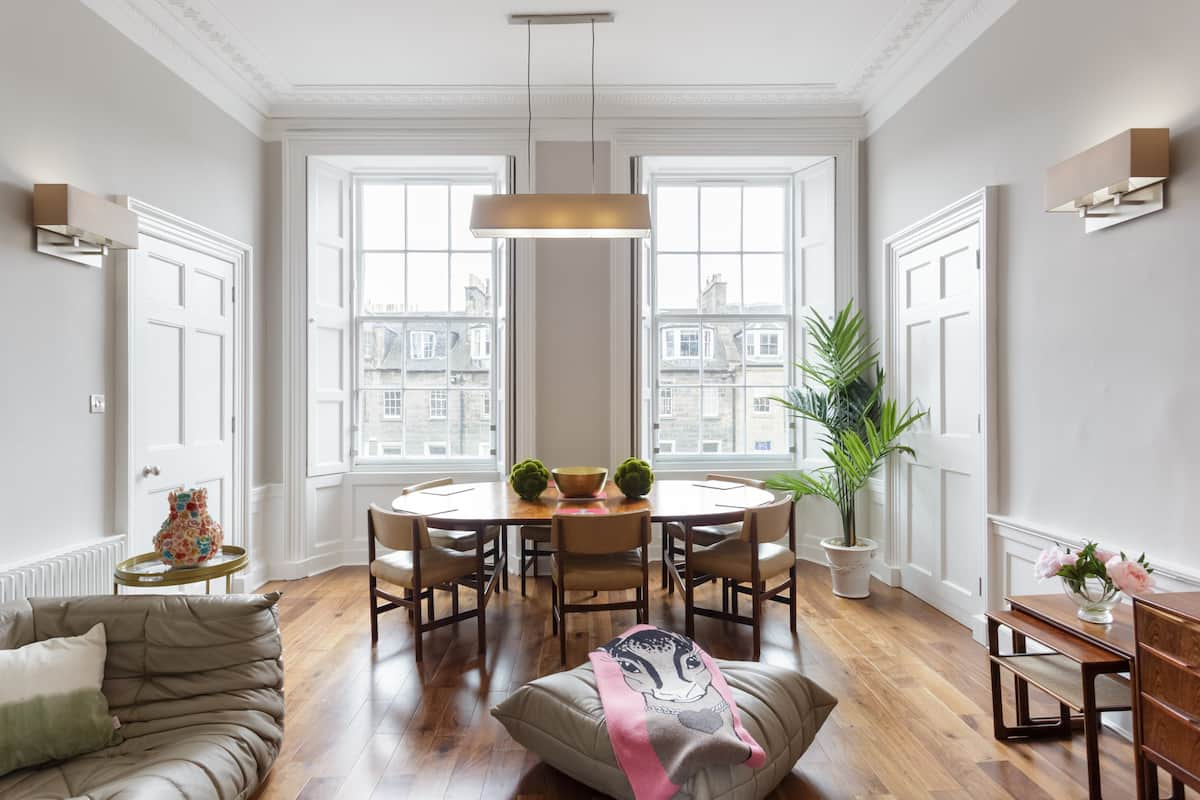 Luxury Georgian Apartment in the Heart of New Town