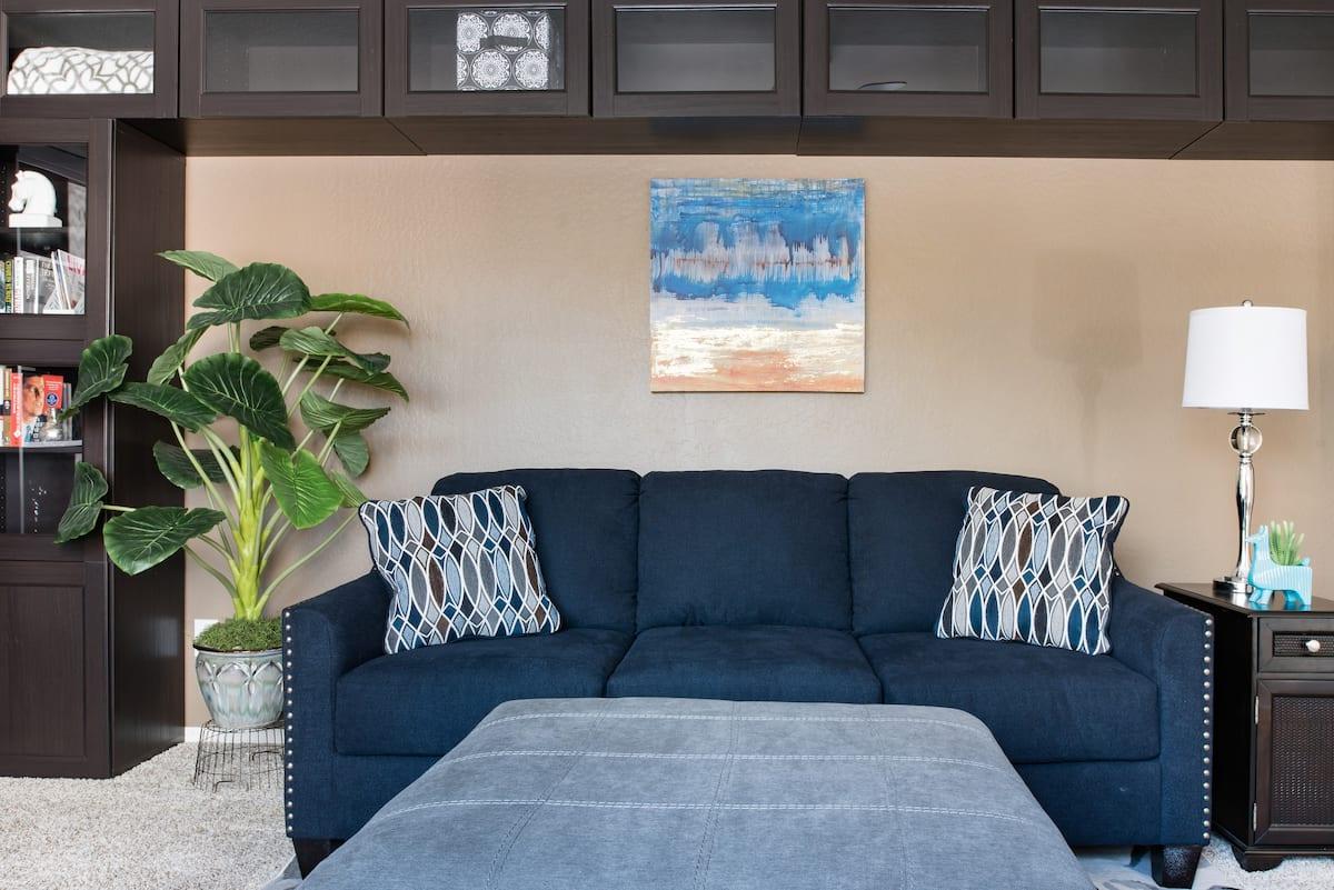 Indoor Outdoor Living, Three Bedrooms Two Bath Home