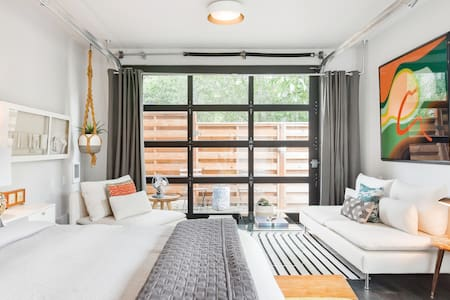 Explore Portland on Foot from an Eclectic Retreat