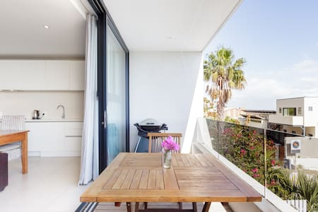 Beach View Studio with Balcony Walkout