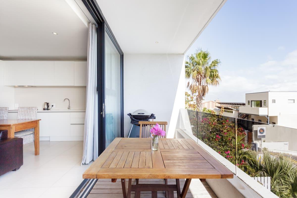 Beach View Studio with Balcony Walkout