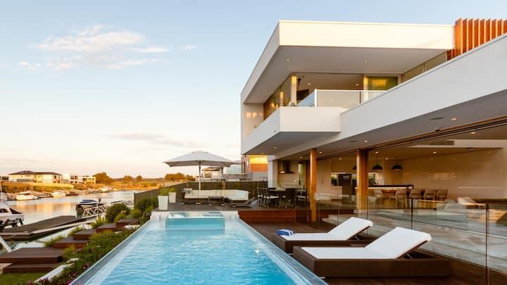 Crown Cove Luxury Home