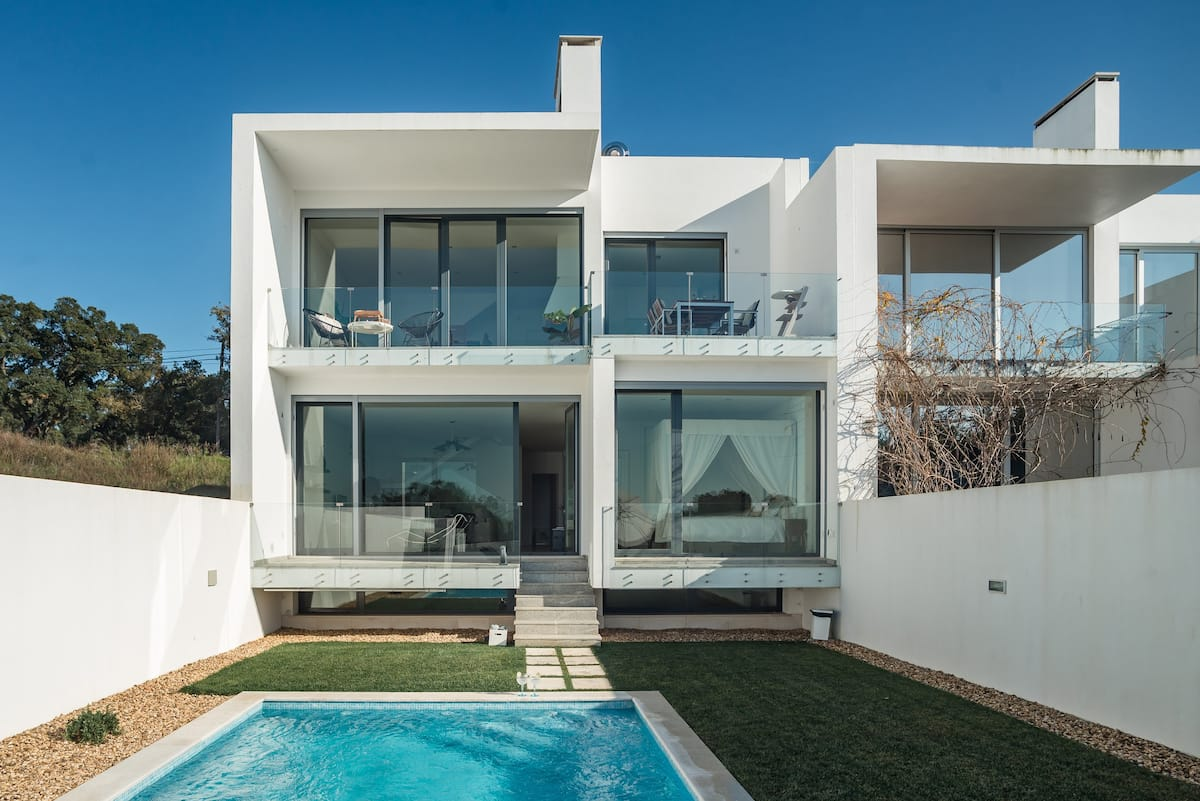 Stylish, Contemporary Home with a Pool