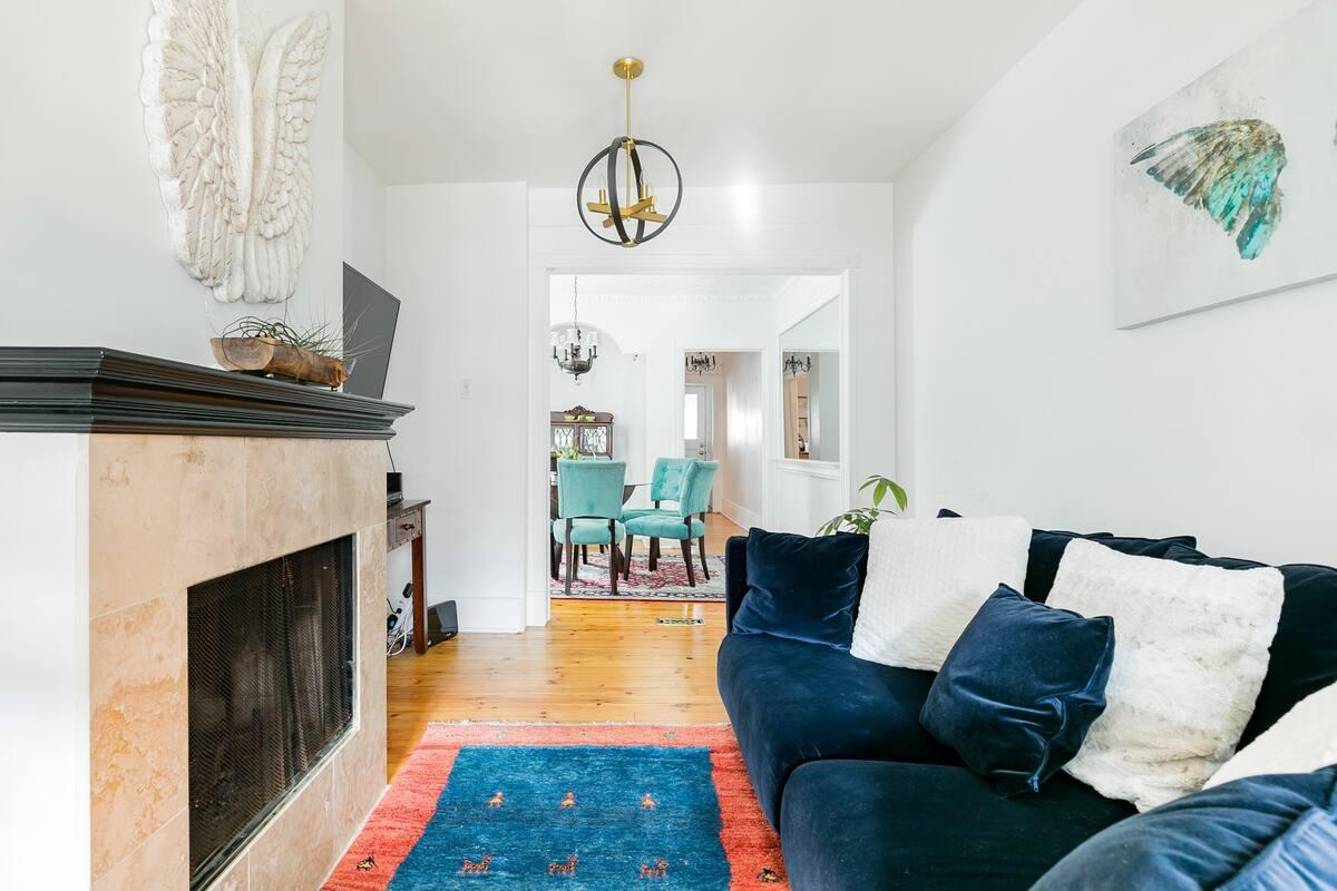 Radiant Home near Riverdale Park West