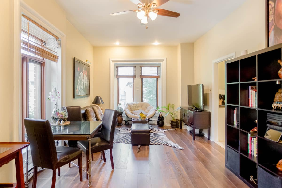 Smart Home with Balcony near McGill University