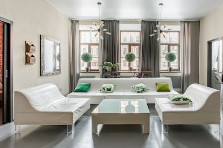 Eclectic and Modern Flat in the Heart of the City