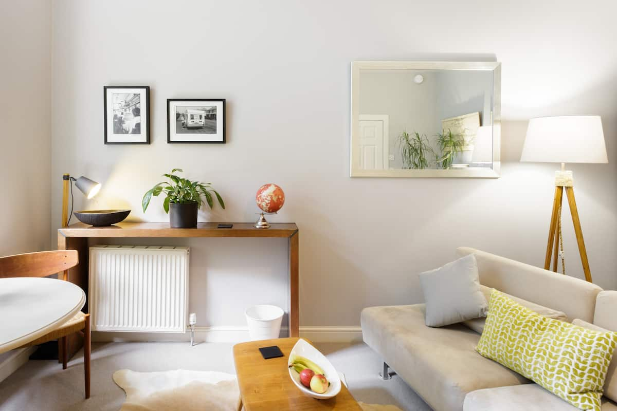 Stylish Georgian Apartment Close to The Royal Mile