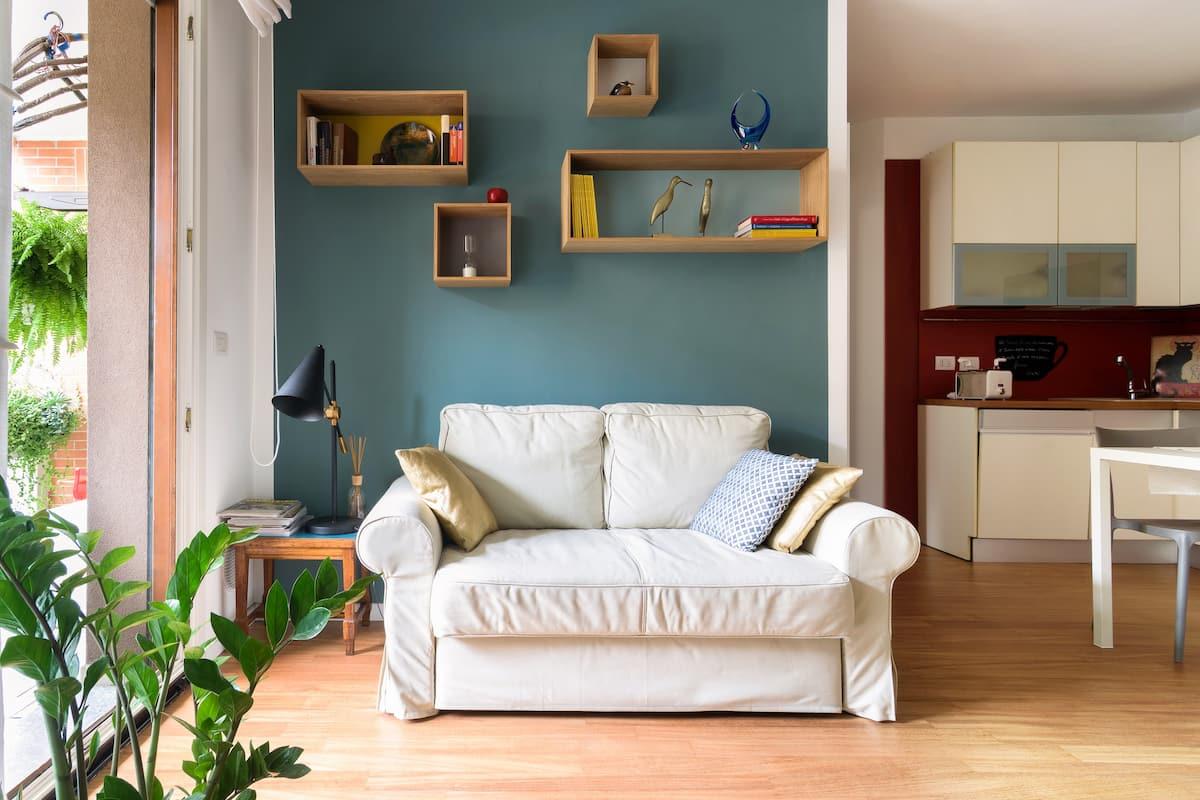 Appartamento Elegante e di Design vicino a Bosco Verticale