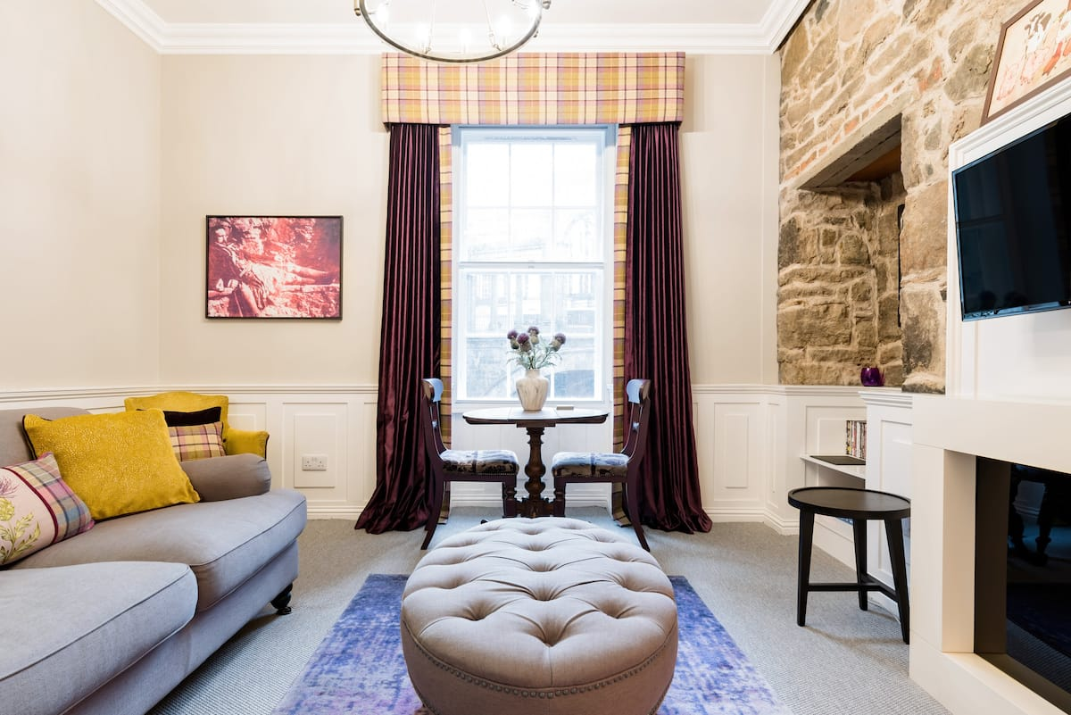 Revamped Flat in Historical Building