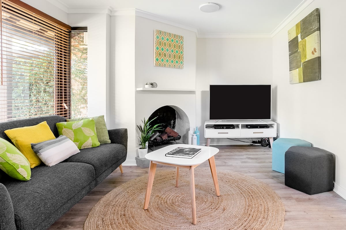 Trendy Townhouse in the Centre of Perth