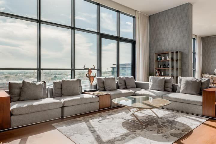 City Walk Penthouse