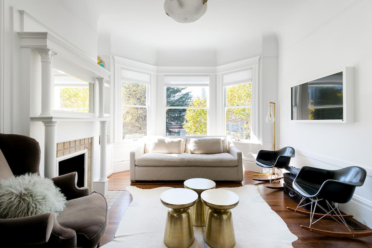 Stylish Apartment near Historic Haight Ashbury