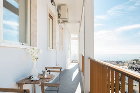 Casa MaMeLu exclusive and panoramic penthouse on the waterfront