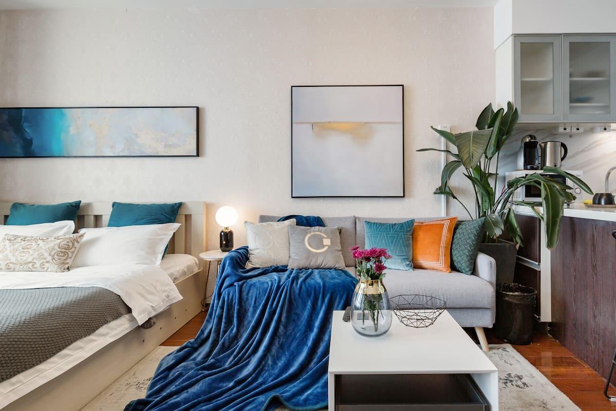 舒适高层公寓 长租价格优惠 wx:四四八零一一六一二