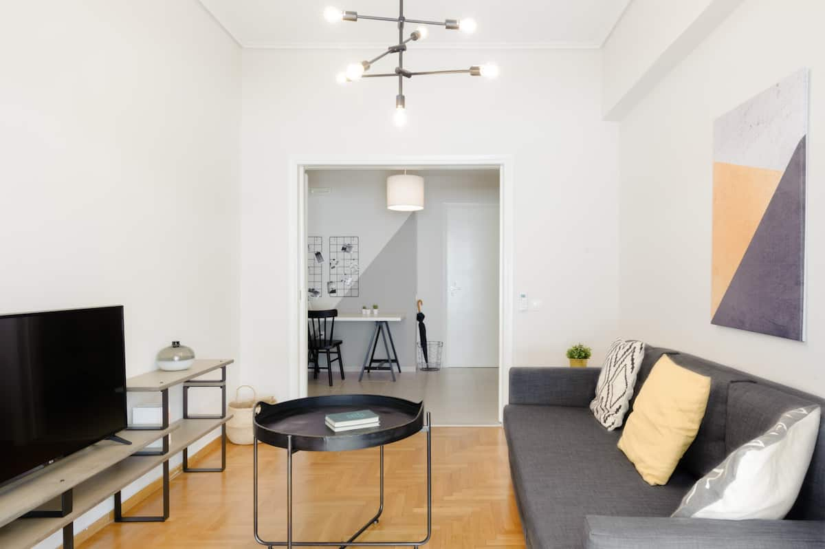 Relax in a Modern Flat next to the US Embassy