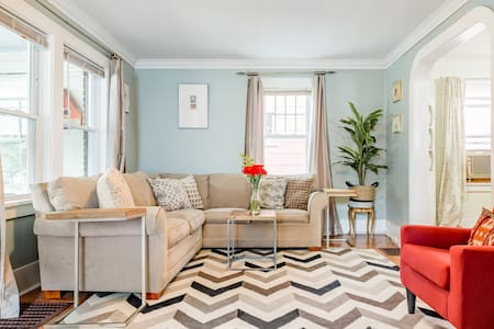 Cozy, Eclectic Home in Swillburg/South Wedge