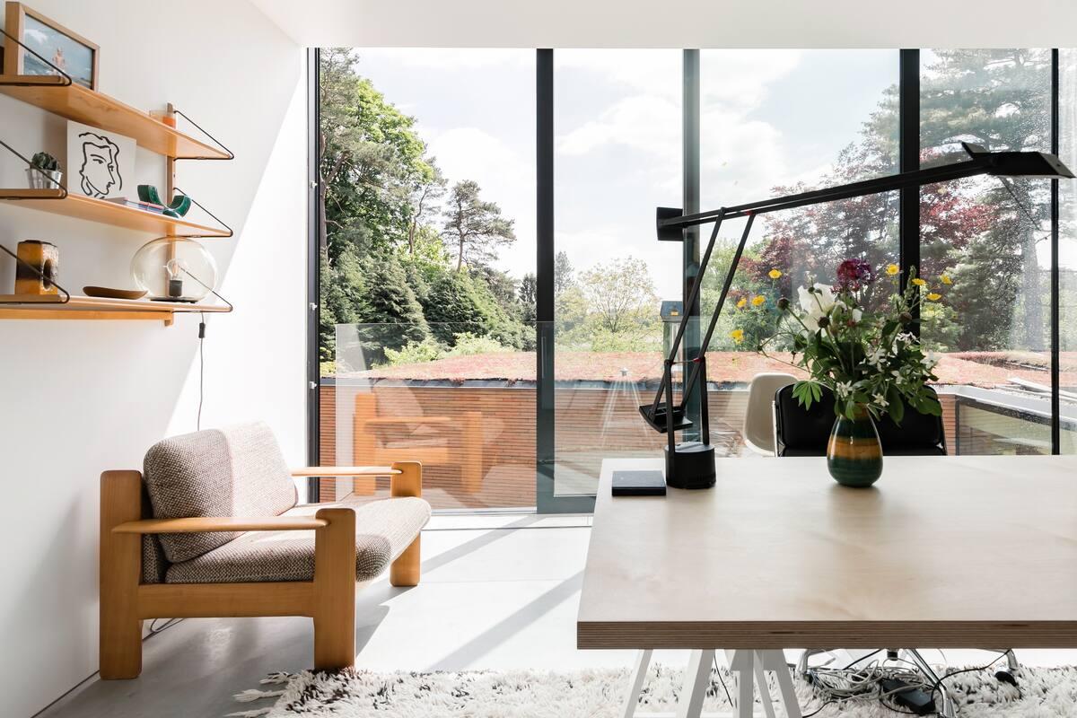 Chambre pour les amoureux d'architecture