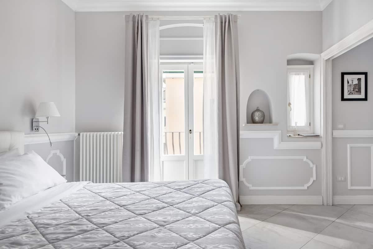 Appartamento in elegante quartiere centrale con affaccio sul campanile di Giotto