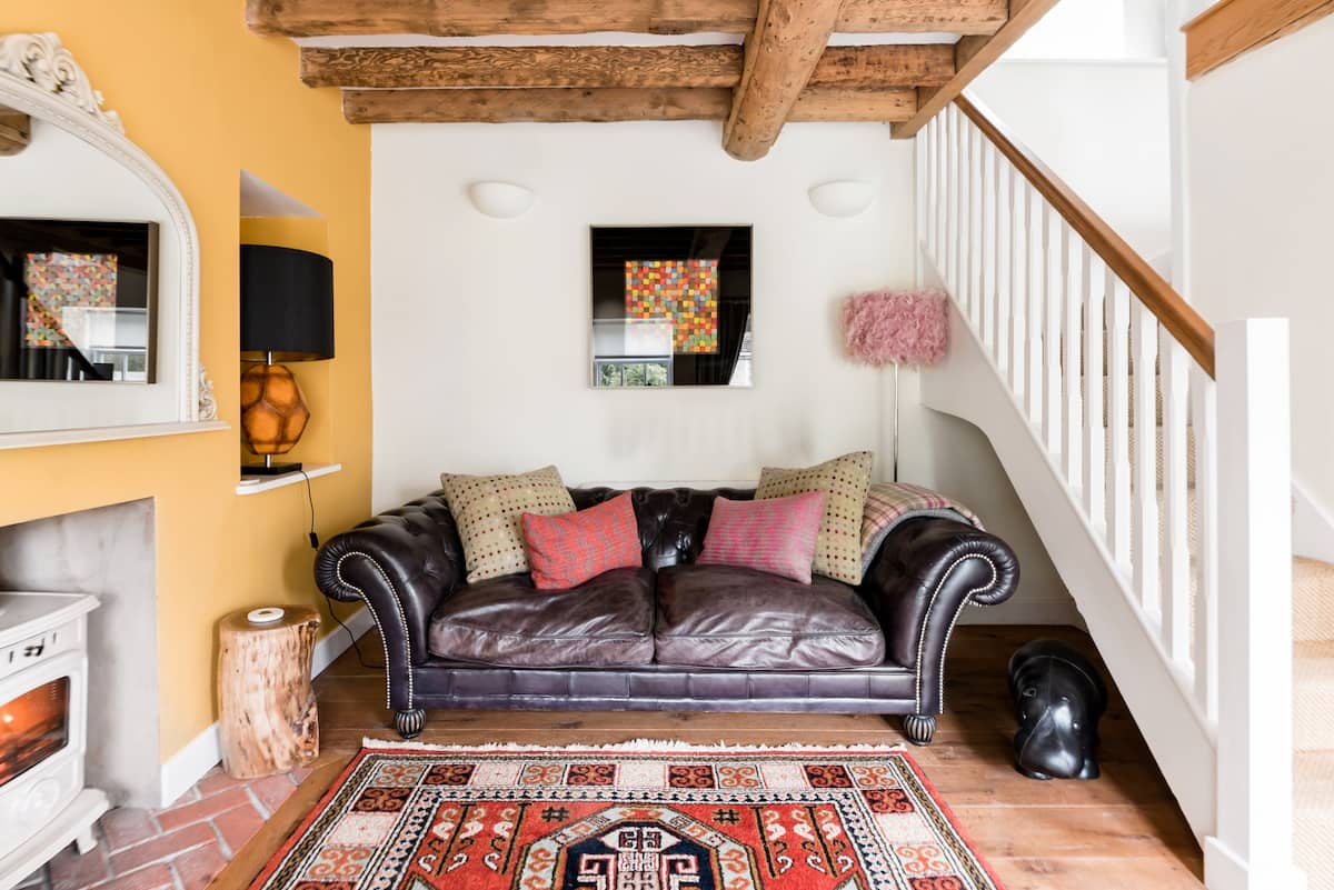 Snuggle up under the Beams at a Characterful Village Retreat