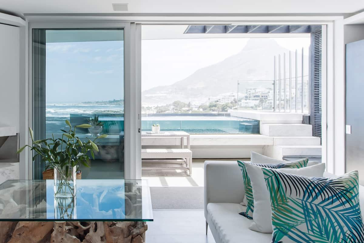 Chic, Ocean-View Penthouse with a Plunge Pool