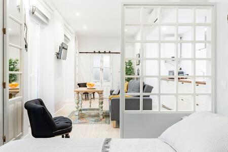 El Escondite de la calle Aire. Un romántico apartamento en el corazón de Sevilla