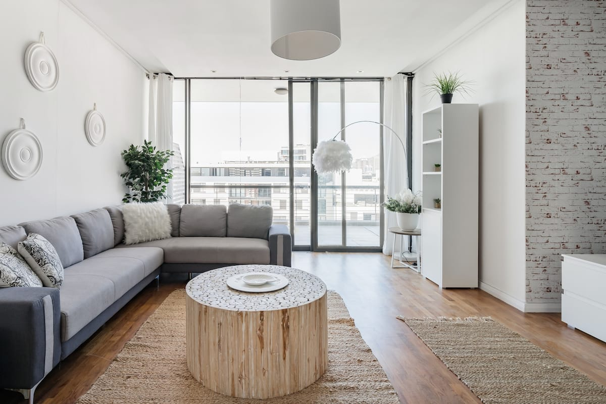 Stylish Open-Plan Apartment at the Heart of Green Point