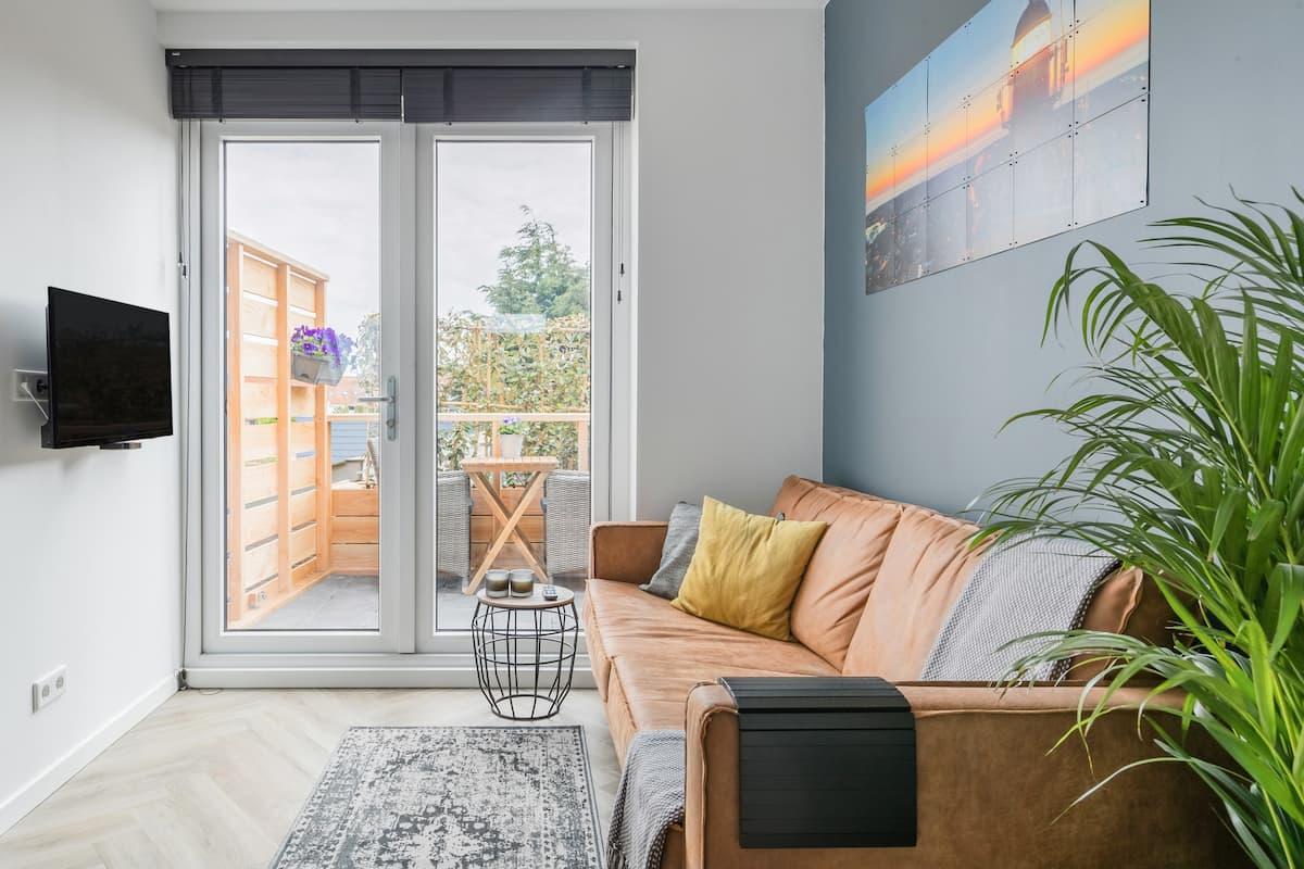 Ontdek een gloednieuwe luxe loft achter traditionele deuren