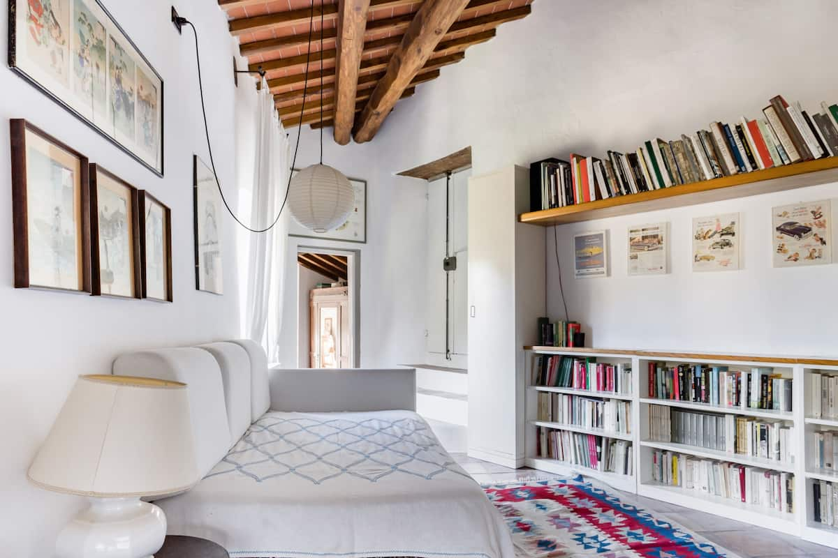 Historic Mill in the Countryside Filled with Tuscan Charm