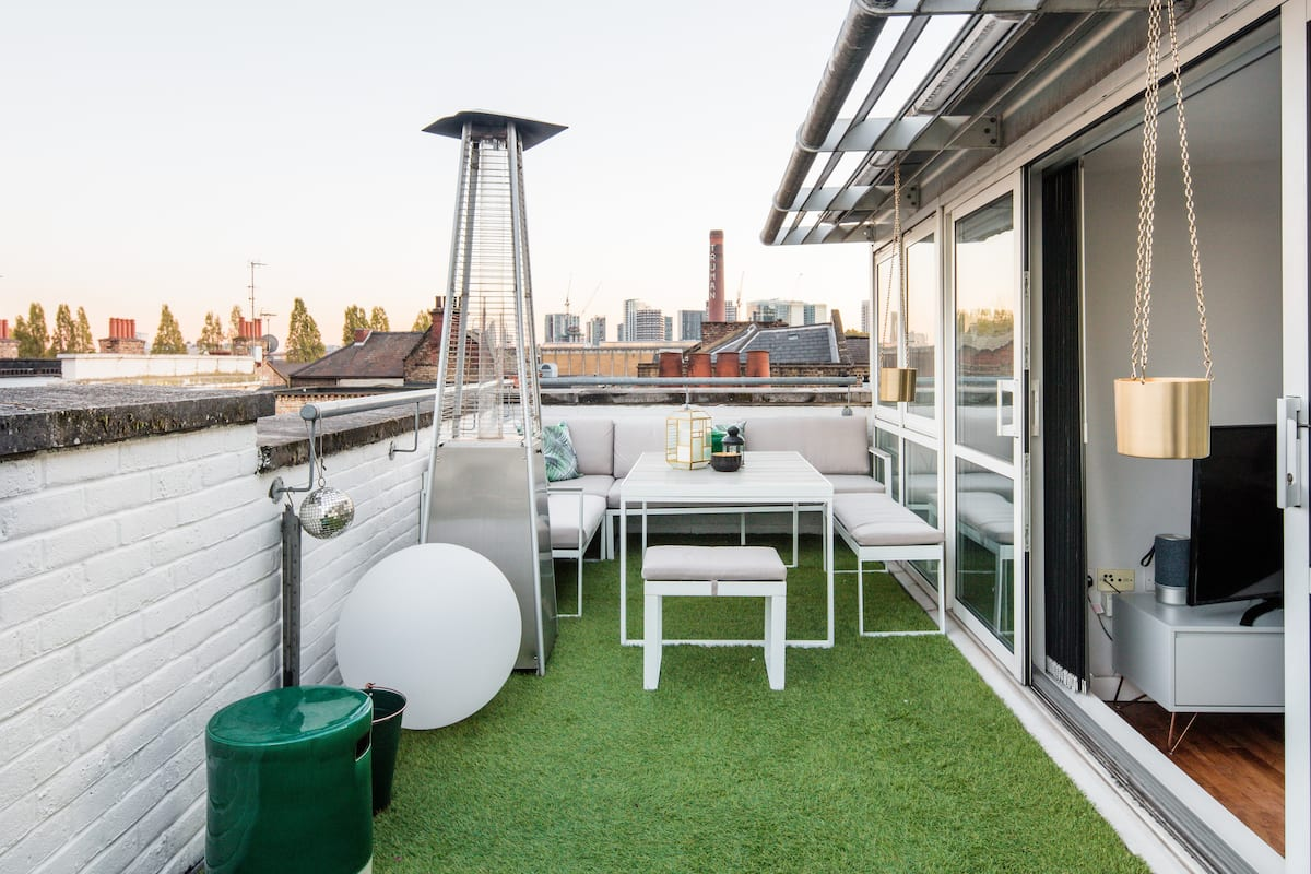 Trendy Penthouse in the Heart of Shoreditch