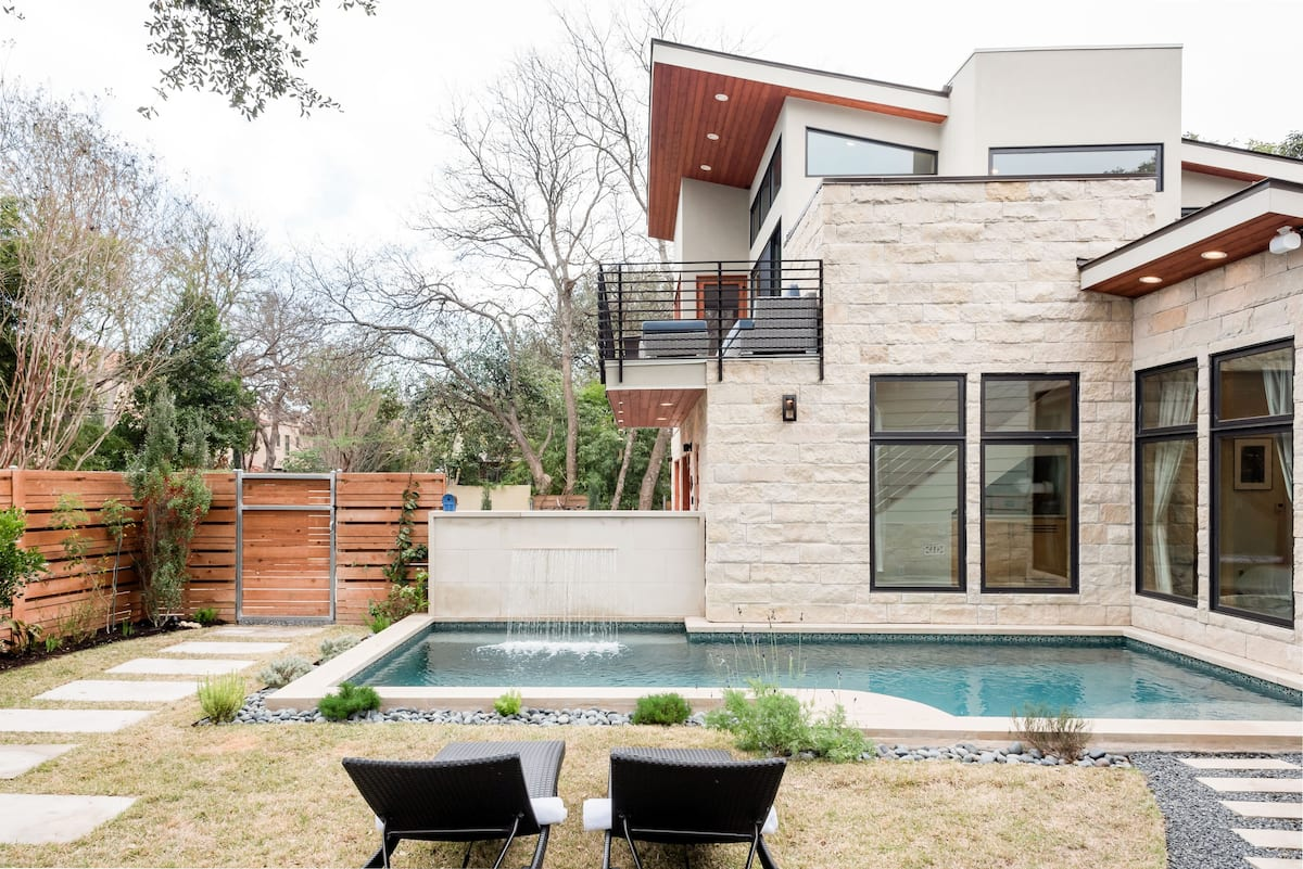 Beat the Texas Heat in a Private Pool in Charming Zilker