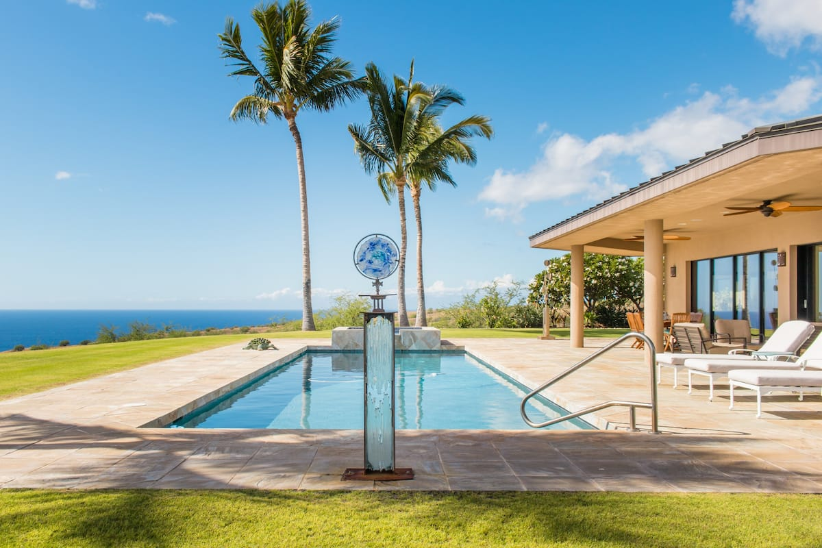 Hale Lani Mo'o - Restore and Energize Monthly Rental