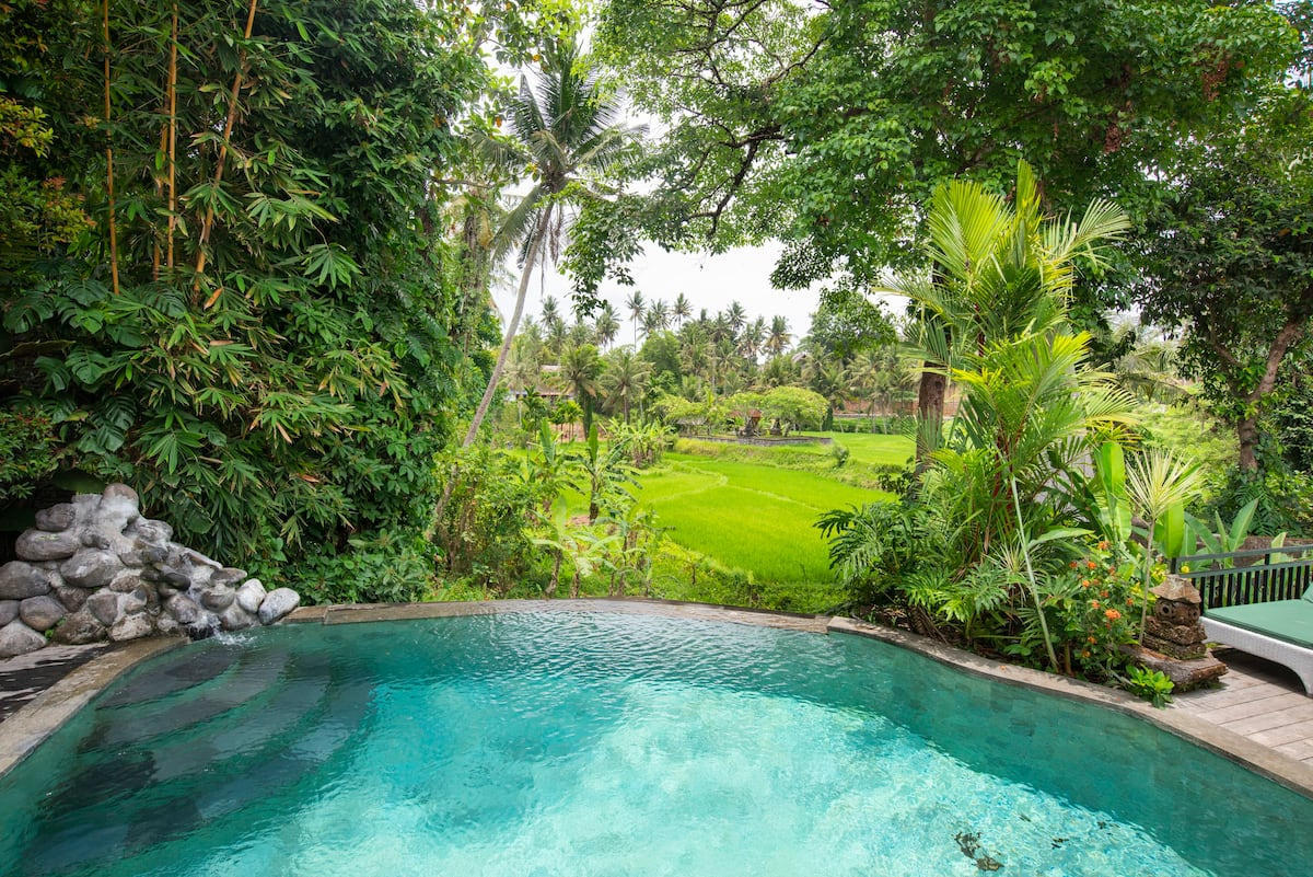 A Hidden Oasis With Stunning Views on Ubud's Doorstep