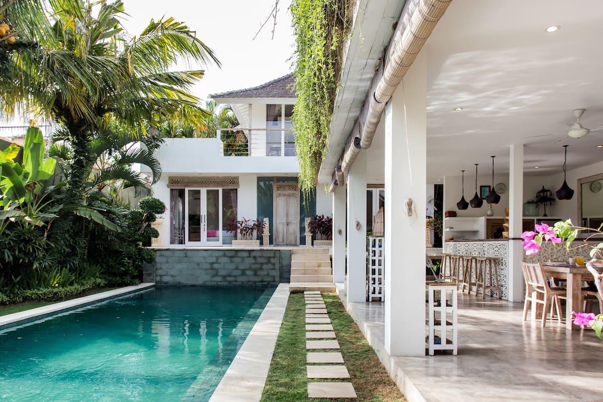Villa Cozy, moderne à proximité de La plage