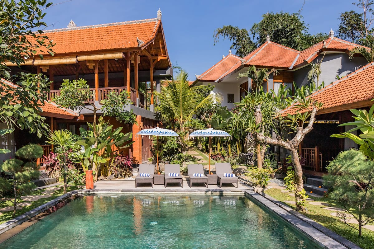 Dreamy Balinese Idyll near the Monkey Forest Sanctuary
