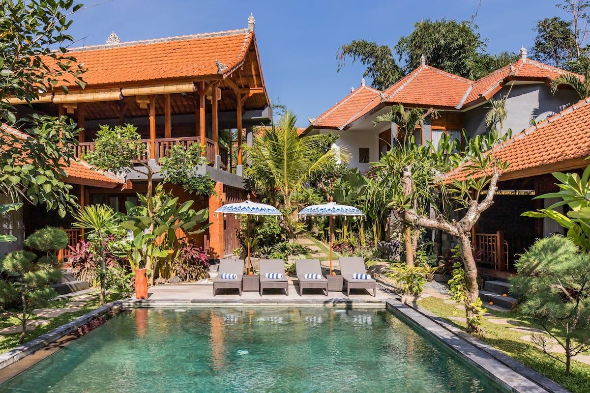 Dreamy Balinese Idyll near the Monkey Forest Sanctuary