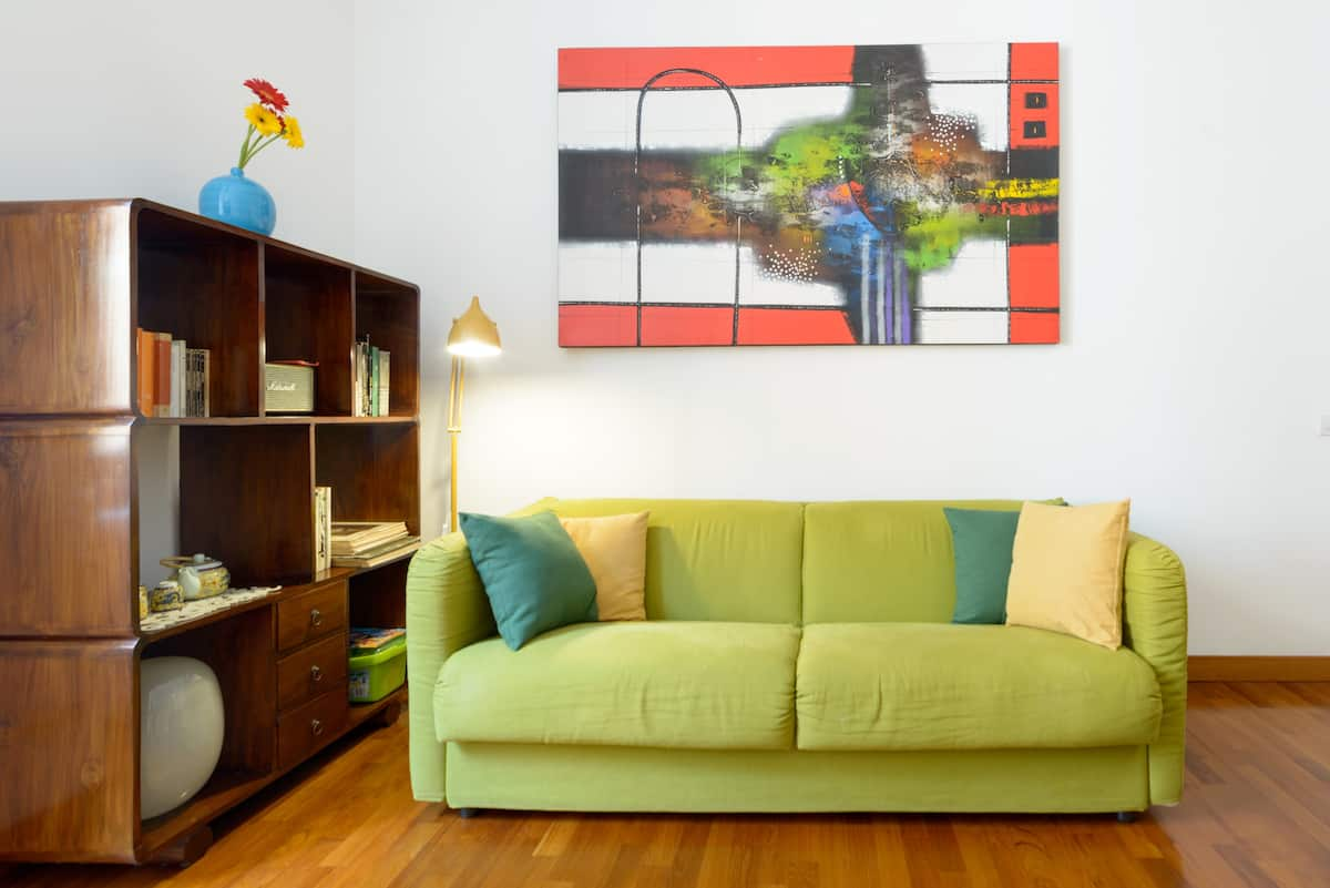 Accogliente Appartamento nel Cuore del Rione Monti