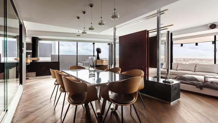 Melbourne Penthouse