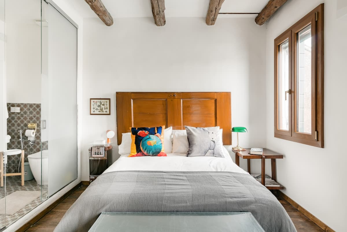 Casa Navagero - Room with view on the canal